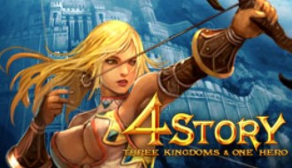 4Story - бесплатная клиентская ролевая онлайн игра