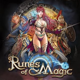 Runes of Magic - клиентская онлайн игра