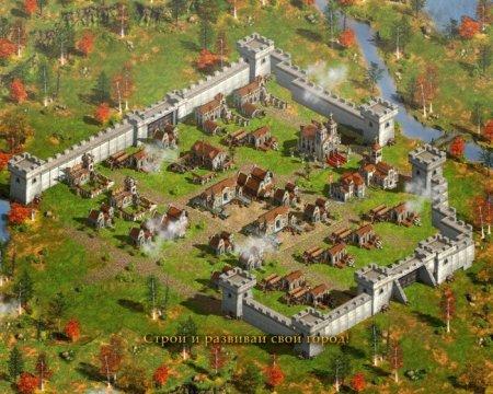 Бесплатная онлайн стратегия Войны Империй