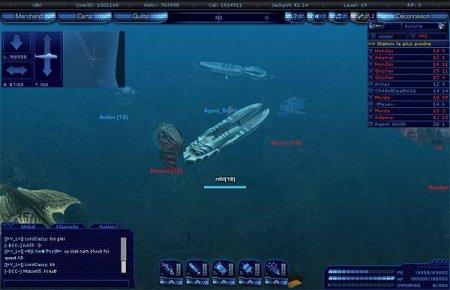 Deepolis - подводные сражения в браузере