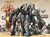 Категории онлайн игр