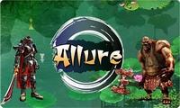Allure game - онлайн RPG в браузере