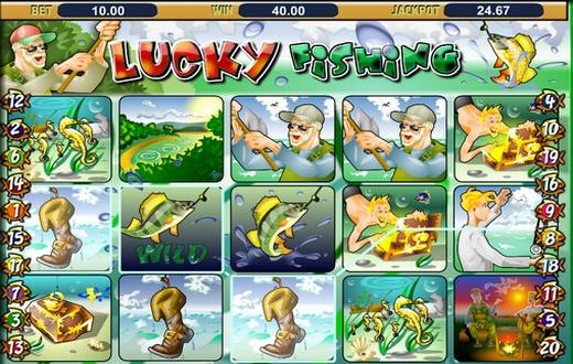 Обзор игровых аппаратов Blade и Lucky Fishing