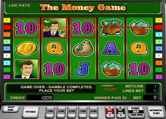Симулятор «The Money Game» - совмещайте приятное с полезным